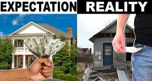 Real Estate Investing for Beginners: Expectation vs